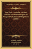 Les Trois Livres de Nicolas Sander Touchant L'Origine Et Progres Du Schisme D'Angleterre (1588)
