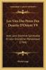 Les Vies Des Peres Des Deserts D'Orient V9: Avec Leur Doctrine Spirituelle Et Leur Discipline Monastique (1764)