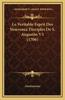 Le Veritable Esprit Des Nouveaux Disciples de S. Augustin V3 (1706)