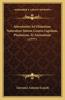 Introductio Ad Historiam Naturalem Sistens Genera Lapidum, Plantarum, Et Animalium (1777)