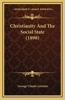 Christianity and the Social State (1898)