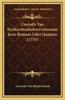 Cornelii Van Bynkershoekobservationum Juris Romani Libri Quatuor (1735)