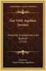 Gai Vetti Aquilini Juvenci: Historiae Evangelicae Libri Quatuor (1710)