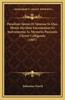 Paradisus Sponsi Et Sponsae in Quo, Messis Myrrhae Etaromatum Ex Instrumentis AC Mysteriis Passionis Christi Colligenda (1607)
