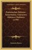Pentateuchus Hebreao-Samaritanus, Charactere Hebraeo-Chaldaico (1790)