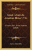 Great Debates in American History V14: Finance, Part 2 and Indexes (1913)