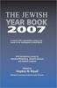 Jewish Year Book 2007