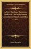 Matiere Medicale Raisonnee Ou Precis Des Medicamens Considerres Dans Leurs Effets (1765)