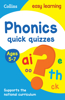 Phonics Quick Quizzes: Ages 5-7