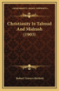 Christianity in Talmud and Midrash (1903)