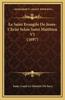 Le Saint Evangile de Jesus-Christ Selon Saint Matthieu V1 (1697)