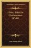 I Dieci Libri de L'Architettura (1546)