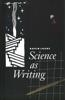 Science as Writing