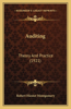 Auditing: Theory and Practice (1921)