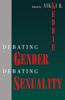 Debating Gender, Debating Sexuality