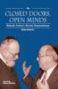 Closed Doors, Open Minds: British Jewryas Secret Disputations