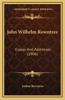 John Wilhelm Rowntree: Essays and Addresses (1906)
