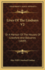 Lives of the Lindsays V2: Or a Memoir of the Houses of Crawford and Balcarres (1849)