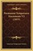 Permanent Temperance Documents V2 (1853)