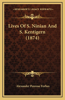 Lives of S. Ninian and S. Kentigern (1874)