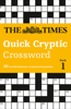 Times Quick Cryptic Crossword book 1