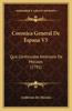 Coronica General de Espana V5: Que Continuaba Ambrosio de Morales (1791)