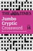 Times Jumbo Cryptic Crossword Book 14