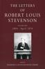 The Letters of Robert Louis Stevenson: Volume One, 1854 - April 1874