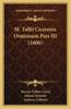 M. Tullii Ciceronis Orationum Pars III (1606)