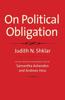 On Political Obligation