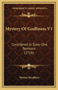 Mystery of Godliness V1: Considered in Sixty-One Sermons (1726)