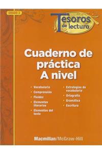 Tesoros de Lectura, a Spanish Reading/Language Arts Program, Grade 3, Practice Book, Student Edition