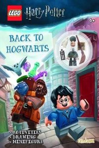 Lego - Harry Potter - Activity Book with Mini Figure