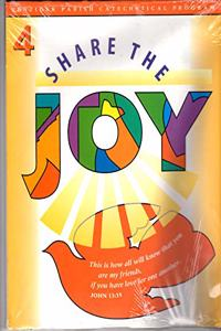 Share the Joy 4 Pack