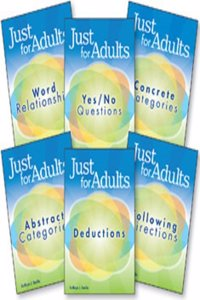 Just for Adults 6-Book Set