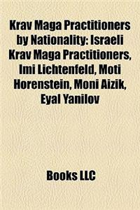 Krav Maga Practitioners by Nationality