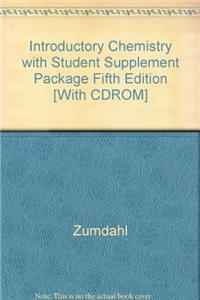 Introductory Chemistry with Student Supplement Package Fifth Edition