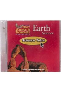 Holt Science & Technology: Tutor CD Earth Science