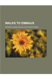 Walks to Emmaus