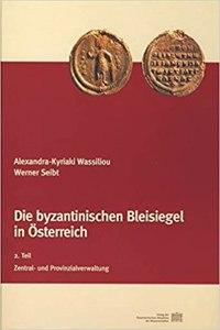 Die Byzantinischen Bleisiegel in Osterreich