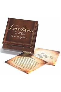 Living the Love Dare 40 Day Cards