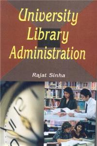 University Library Administration