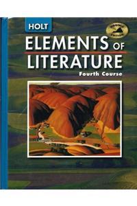Holt Elements of Literature Virginia: Student Edition Grade 10 2005