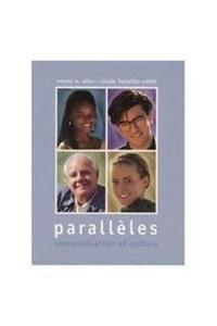 Paralleles: Comm Et Cult&cahier&ans&aud& Pk