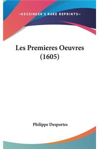 Les Premieres Oeuvres (1605)