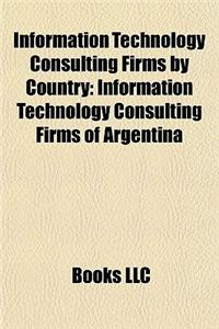 Information Technology Consulting Firms by Country: Information Technology Consulting Firms of Argentina