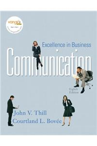 Excellence in Business Communication Value Package (Includes Onekey Webct Student Access Kit, Excellence in Business Communication)