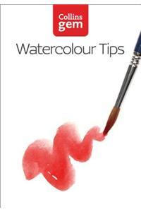 Watercolour Tips