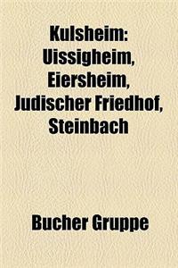 K Lsheim: Uissigheim, Eiersheim, J Discher Friedhof, Steinbach