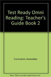Test Ready Omni Reading: Teacher's Guide Book 2